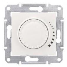 Диммер индукт. поворотно-наж. белый Sedna SDN2200521