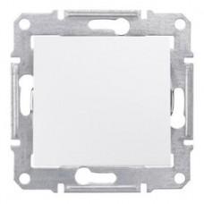 Заглушка белая Sedna SDN5600121