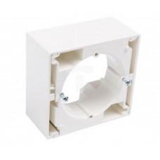 Коробка для внешнего монтажа слоновая кость Sedna SDN6100123