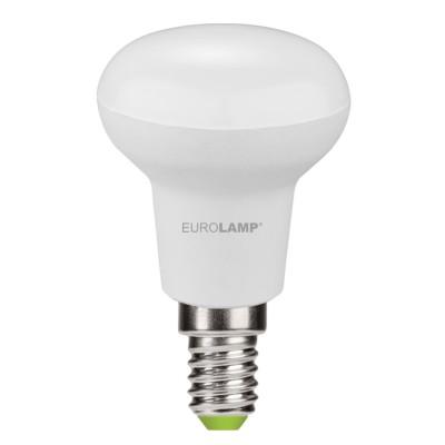 Светодиодная лампа Eurolamp R50 6W Е14 4000K (LED-R50-06144(P))