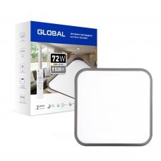 Функциональный настенно-потолочный светильник GLOBAL Functional Light 72W 3000-6500K 02-S