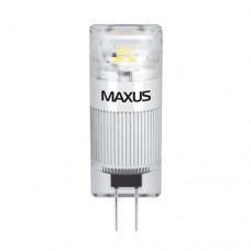 LED лампа MAXUS 1W яркий свет G4 (1-LED-340-T)