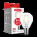 LED лампа MAXUS (filam), G45, 4W, яркий свет,E14 (1-LED-548)