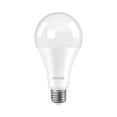 Лампа светодиодная MAXUS 1-LED-783 A80 18W 3000K 220V E27