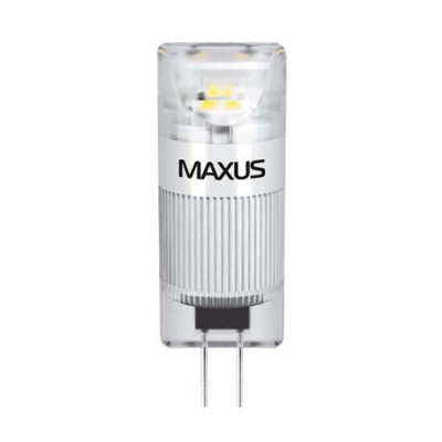 LED лампа MAXUS 1W теплый свет G4 (1-LED-339-T)