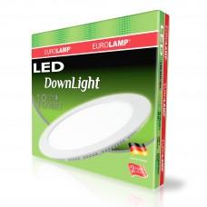 Светодиодный EUROLAMP LED Светильник круглый DownLight 18W 4000K