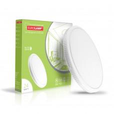 Светодиодный светильник Eurolamp круглый накладной 24W 4000K (LED-MR-24W/4-N4)