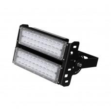 EUROLAMP LED Прожектор модульный с открытым радиатором 100W 5000K