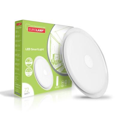 Светодиодный светильник Eurolamp SMART LIGHT 72W 3000K-6000K (LED-MSL-72W-N19)