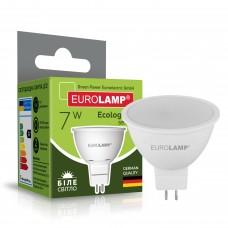 Светодиодная лампа Eurolamp SMD MR16 7W GU5.3 4000K (LED-SMD-07534(P))