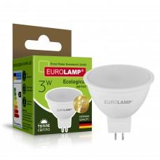 Светодиодная лампа Eurolamp SMD MR16 3W GU5.3 3000K (LED-SMD-03533(P))