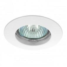 Светильник точечный Kanlux LUTO CTX-DS02B-W