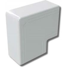 Угол плоский 100x40 NPAN (90°) цвет белый RAL9001
