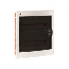 Щит встраиваемый 36 мод. с дверцей RAL9016 Ram Base,