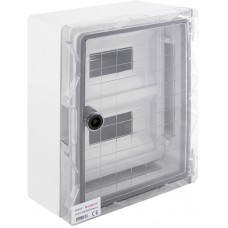 Шкаф ударопрочный e.plbox.250.330.130.18m.tr