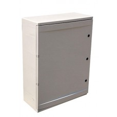 Шкаф ударопрочный e.plbox.400.500.175.54m.blank