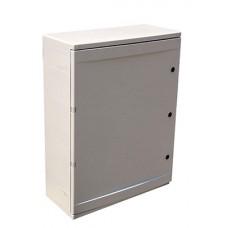 Шкаф ударопрочный e.plbox.500.700.245.88m.blankk