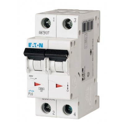 Автомат PL6-C40/2 Eaton (Moeller) 286571