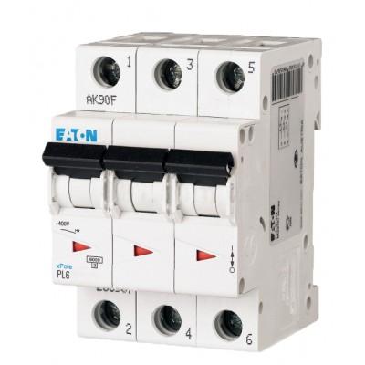 Автовыключатель PL6-C32/3 Eaton (Moeller) 286604