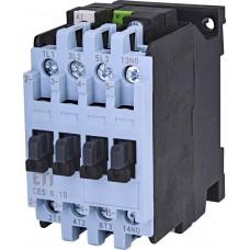 Контактор CES 6.10 (2.2 kW) 230V AC