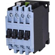 Контактор CES 9.10 (4 kW) 24V DC