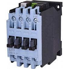 Контактор CES 9.01 (4 kW) 230V AC