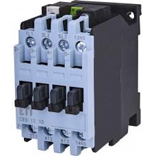 Контактор CES 12.10 (5.5 kW) 24V AC