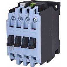 Контактор CES 18.10 (7.5 kW) 24V DC