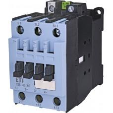 Контактор CES 40.(18.5 kW) 230V AC