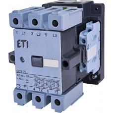 Контактор CES 75.22 (37 kW) 230V AC