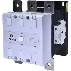 Контактор CEM 250.22 230V AC