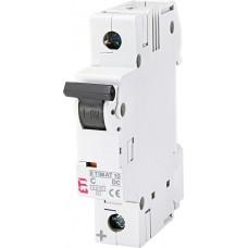 Автоматический выключатель ETIMAT 10 DC 1p C 1.6A (6kA)