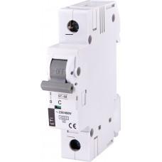 Автоматический выключатель ST-68 1p С 6А (4.5 kA)