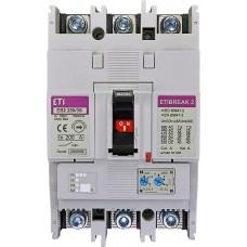 Автоматический выключатель EB2 250/3S 200А 3р (36кА)
