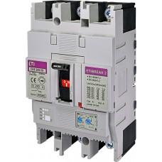 Автоматический выключатель EB2 400/3L 400А 3р (25кА)