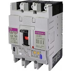 Автоматический выключатель EB2 250/3LE 250A 3p (36kA)