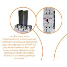 Автоматический выключатель 004671810 EB2S 160/3LF 125А 3P (16kA фиксированные настройки)