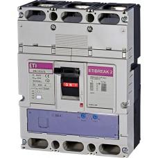 Автоматический выключатель EB2 800/3L 800A 3p (36kA)