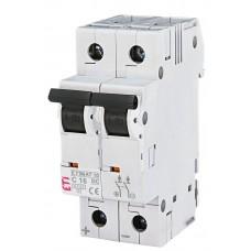 Автоматический выключатель 500В DC 16А 6кА C ETI 2138716