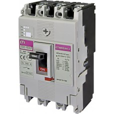 Автоматический выключатель EB2S 160/3LF 160А
