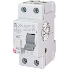 УЗО EFI-2 16/0.03 тип AC (10kA)