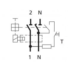 УЗО EFI-2 25/0.03 тип AC (10kA)