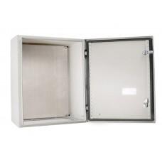 Металлический бокс GT 50-40-25 IP66 500x400x250 с 2 замками