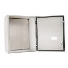 Металлический бокс GT 60-40-15 IP66 600x400x150 с 2 замками ETI 1102119