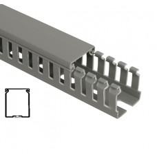 Кабель-канал перфорированный 25х60 ИМПАКТ- М (48 м)
